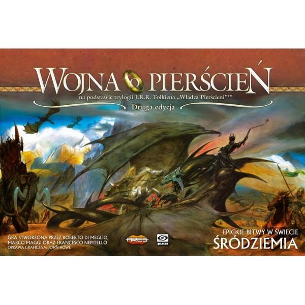 Wojna o Pierścień (druga edycja) (Gra Planszowa)