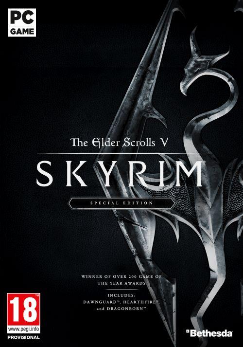 The Elder Scrolls V: Skyrim Special Edition (PC) klucz Steam