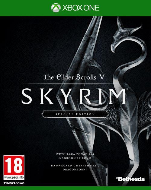 The Elder Scrolls V: Skyrim Special Edition (XOne) PL DUBBING!