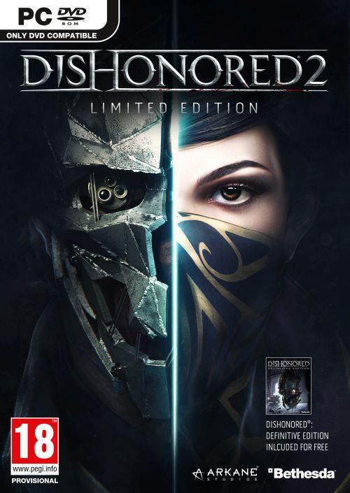 Dishonored 2 - Edycja Limitowana (PC)
