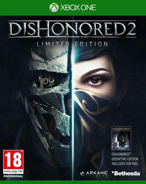 Dishonored 2 - Edycja Limitowana (XOne) PL + Koszulka Prey GRATIS