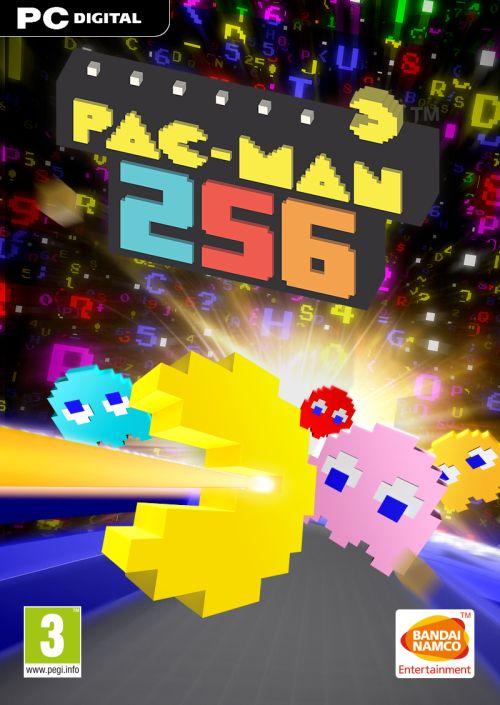 PAC-MAN 256 (PC) DIGITAL