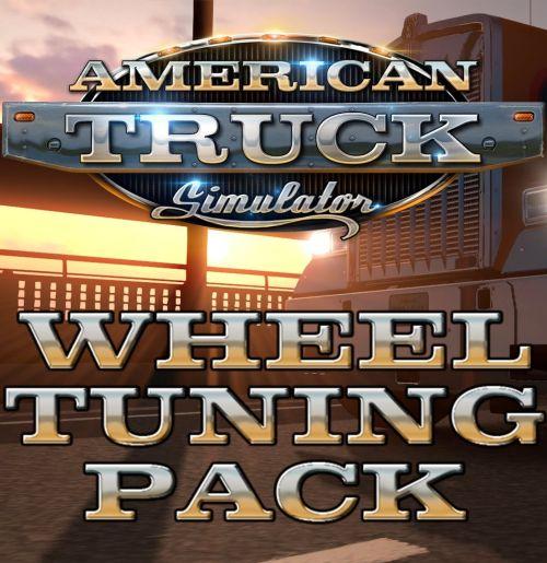 American Truck Simulator – Wheel Tuning Pack DLC (PC/MAC) DIGITÁLIS