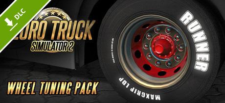 Euro Truck Simulator 2 – Wheel Tuning Pack DLC (PC) DIGITÁLIS