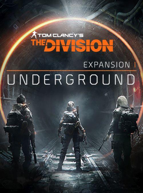 Tom Clancy's The Division: Underground (PC) PL DIGITAL
