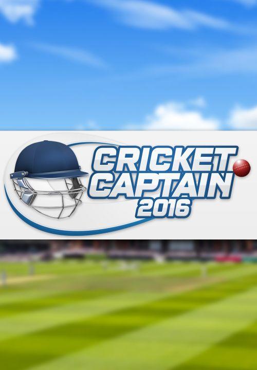 Cricket Captain 2016 (PC) DIGITAL