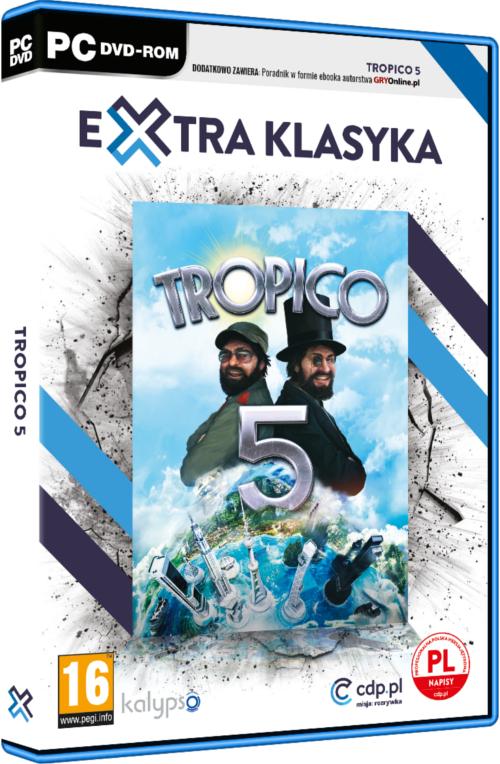 Tropico 5 - Extra Klasyka (PC) PL + BONUS