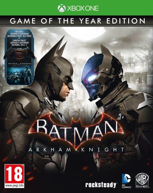 Batman: Arkham Knight: Game of the Year Edition (XOne)