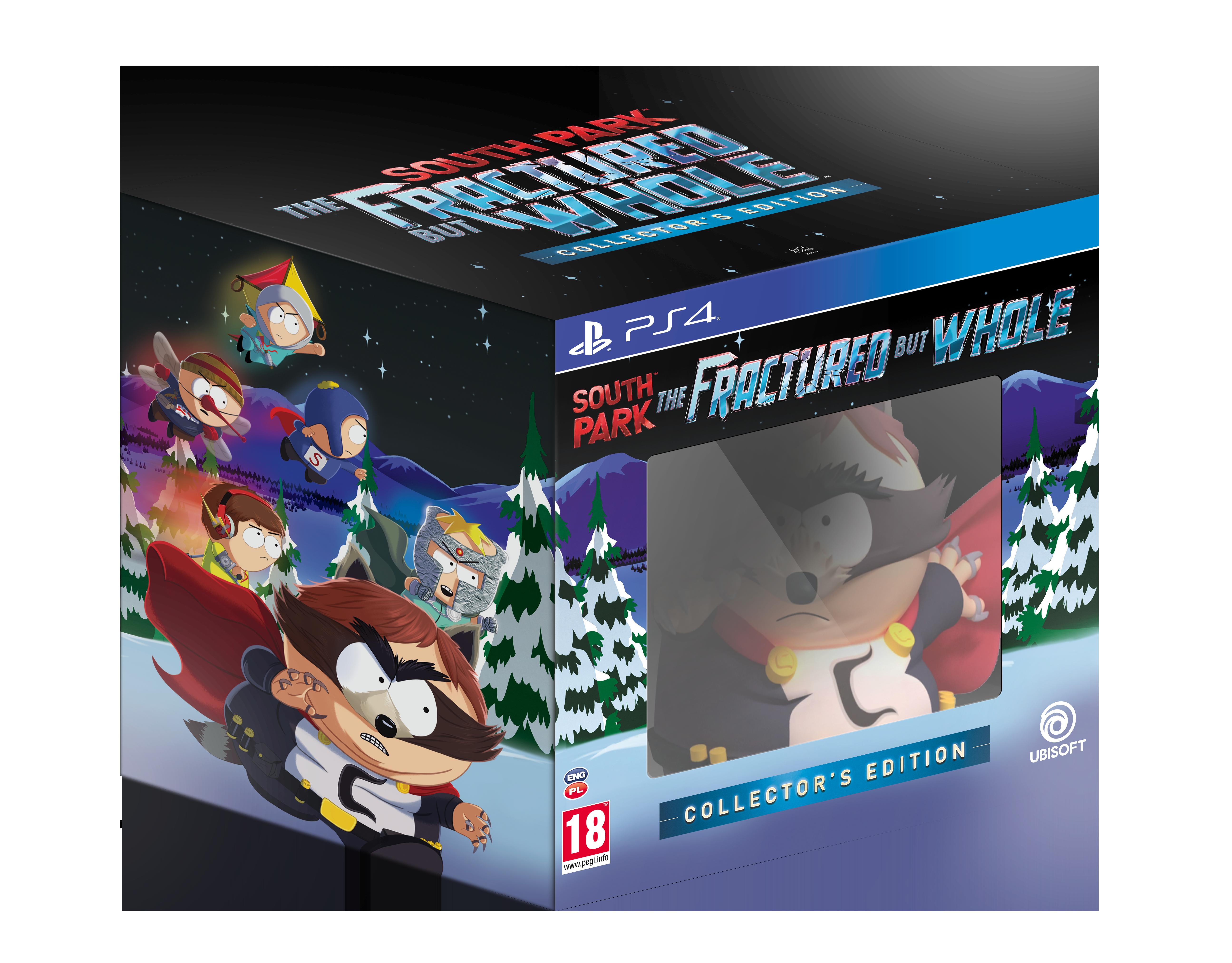 South Park - Fractured but Whole Edycja Kolekcjonerska (PS4) PL
