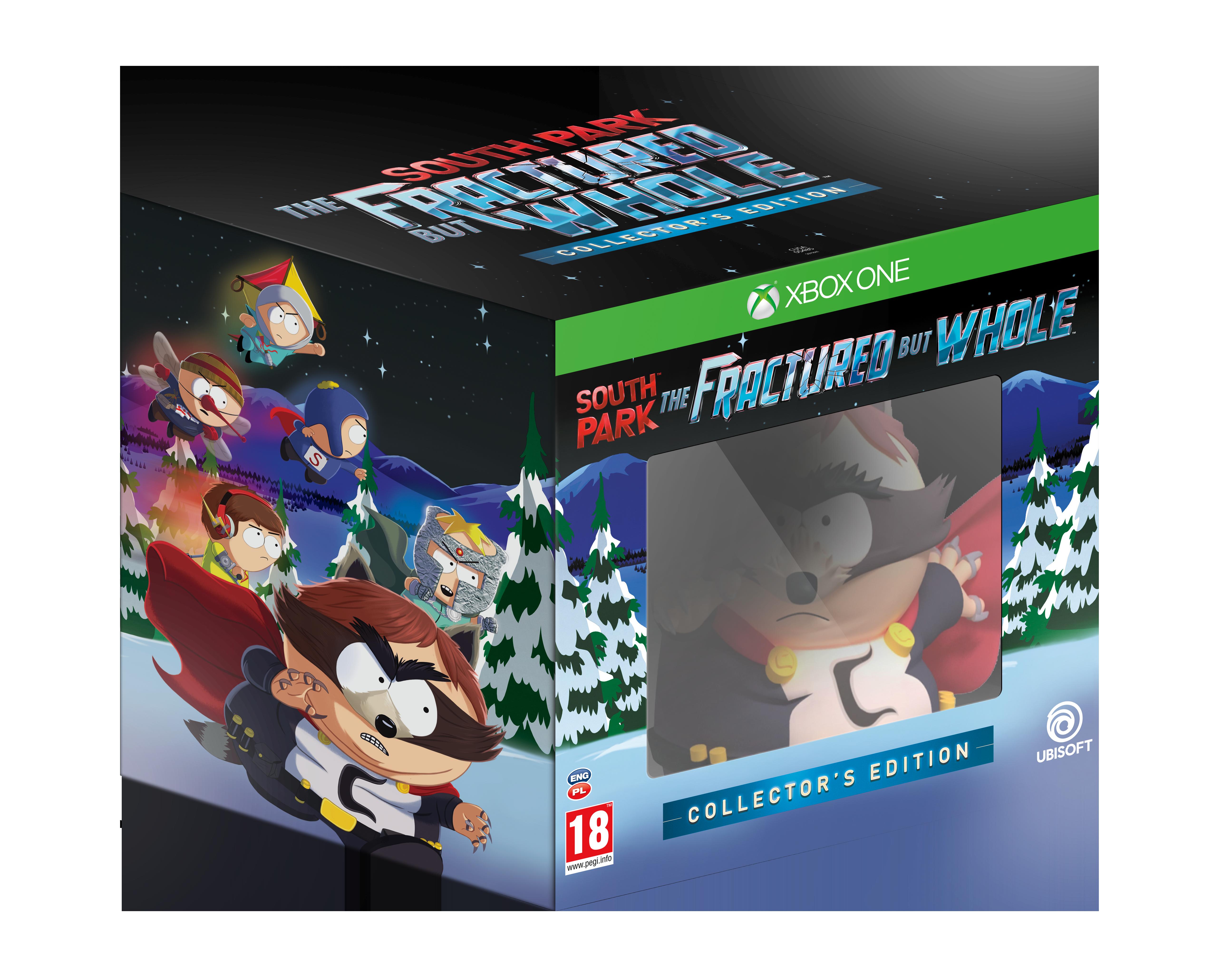 South Park - Fractured but Whole Edycja Kolekcjonerska (XOne) PL