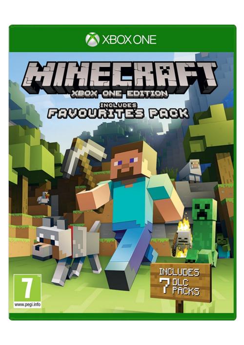 Minecraft Favorites Pack (XOne)