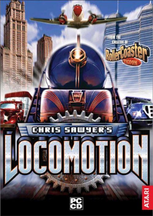 Chris Sawyer's Locomotion (PC) klucz Steam