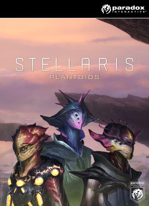 Stellaris: Plantoids Species Pack (PC/MAC/LX) PL klucz Steam