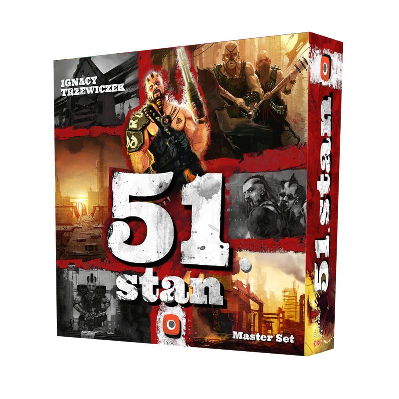 51. Stan: Master Set (Gra Karciana)