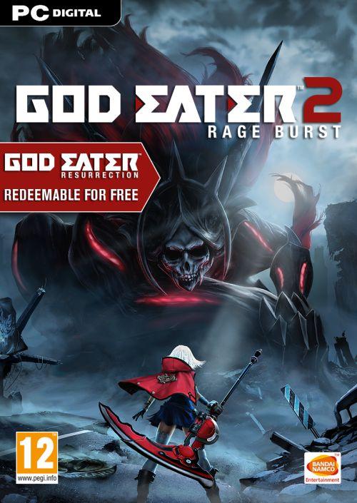 GOD EATER 2 Rage Burst (PC) DIGITÁLIS