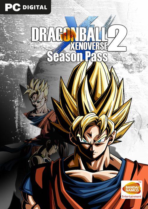 DRAGON BALL XENOVERSE 2 Season Pass (PC) PL DIGITAL