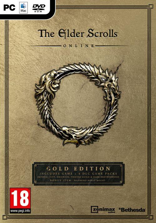 The Elder Scrolls Online: Gold Edition (PC)