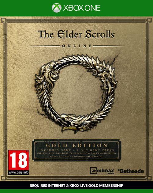 The Elder Scrolls Online: Gold Edition (XOne)