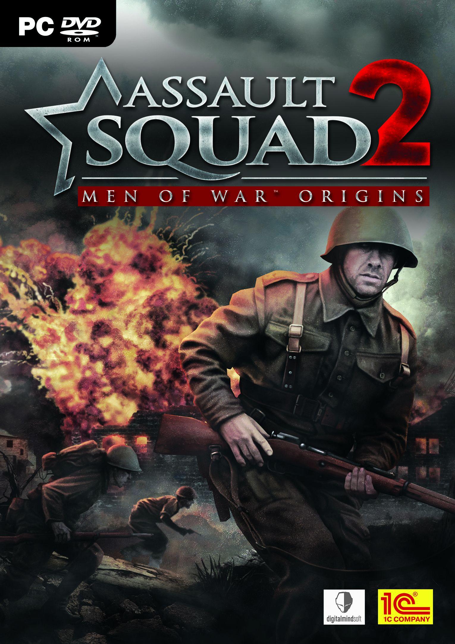Assault Squad 2: Men of War Origins (PC) klucz Steam