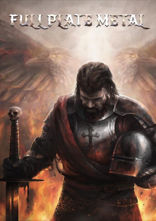 Crusader Kings II: Full Plate Metal (PC) klucz Steam