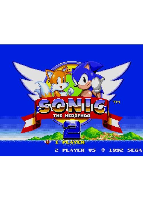 Sonic the Hedgehog 2 (PC) DIGITÁLIS