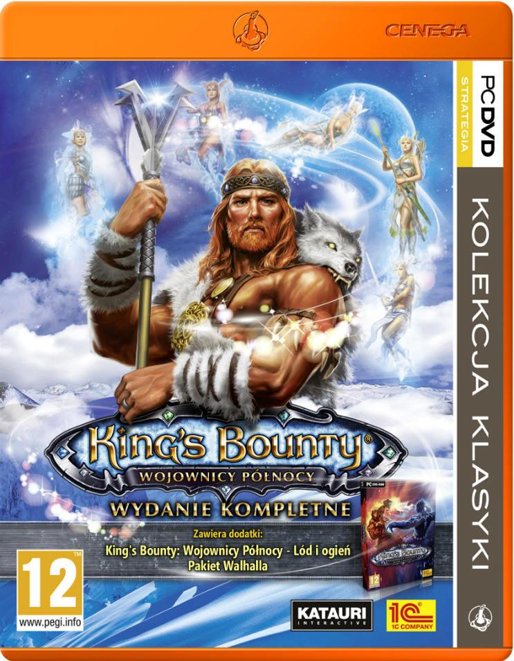 BDR King's Bounty: Wojownicy Północy Wydanie Kompletne (PC) PL