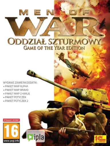 BDR Men of War: Oddział Szturmowy Game of The Year Edition (PC) PL