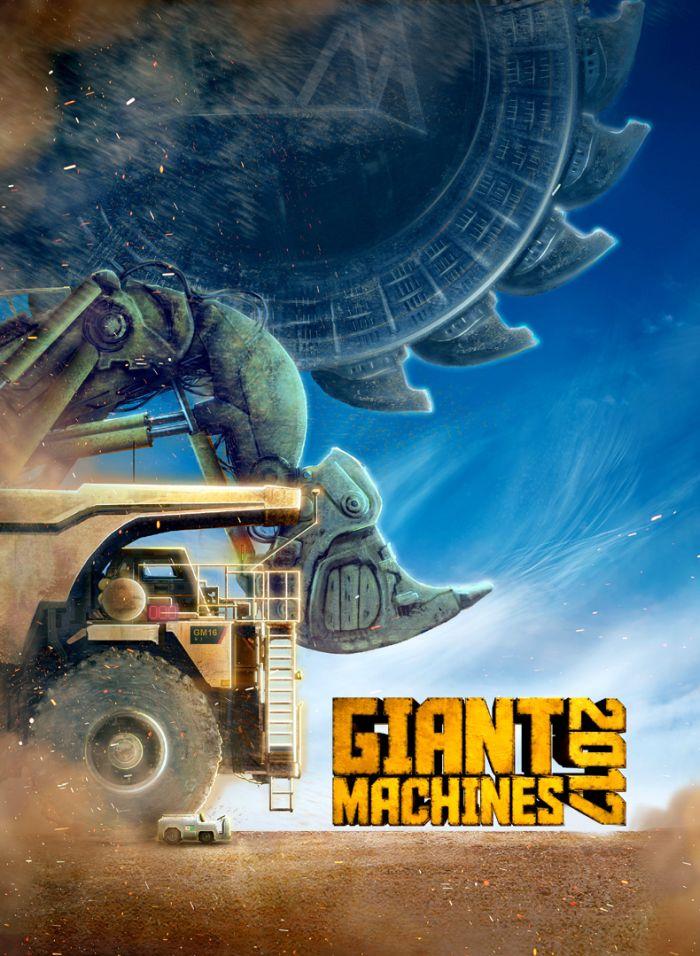 Giant Machines 2017 (PC) PL DIGITAL