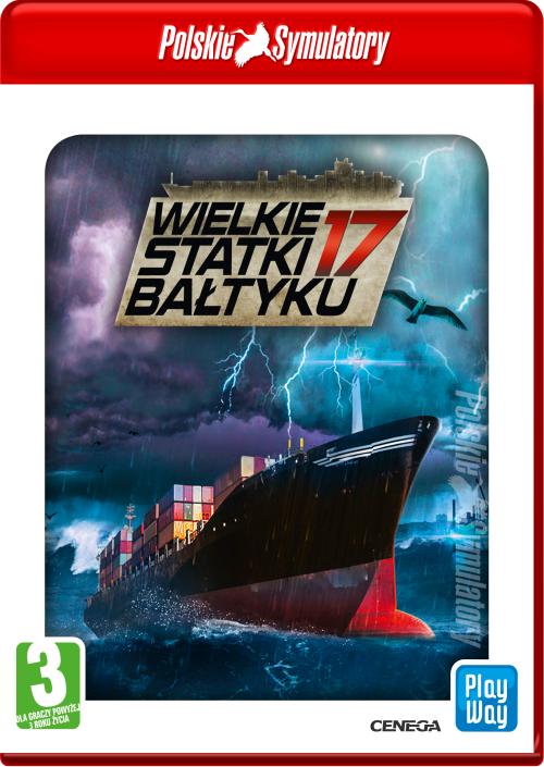 Polskie Symulatory: Wielkie statki Bałtyku 2017 (PC) PL DIGITAL