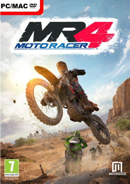 Moto Racer 4 Season Pass (PC/MAC) PL DIGITAL