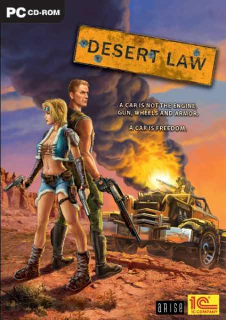 Desert Law (PC) DIGITAL