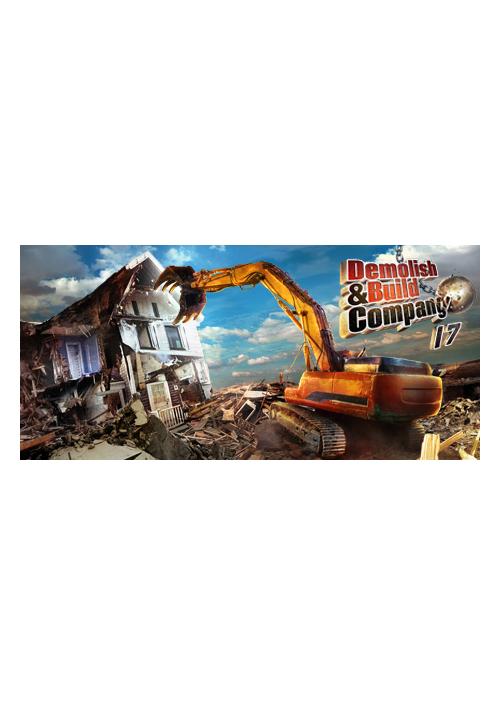 Demolish & Build Company 2017 (PC) DIGITÁLIS