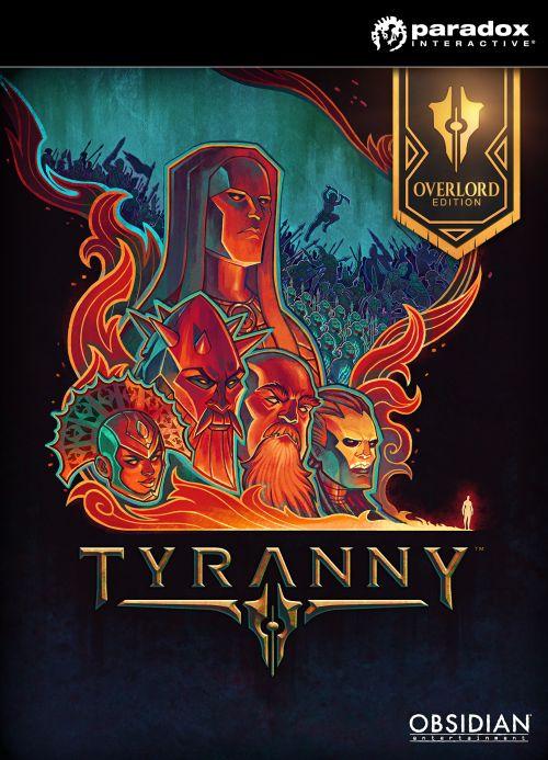 Tyranny - Overlord Edition (PC/MAC/LX) PL DIGITAL