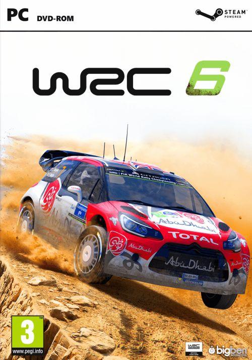 WRC 6 (PC) DIGITAL