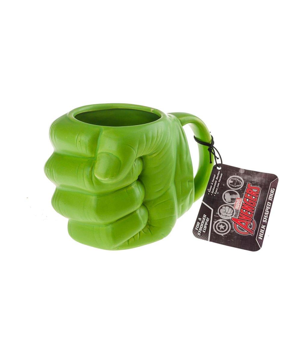 Kubek - pięść Hulka