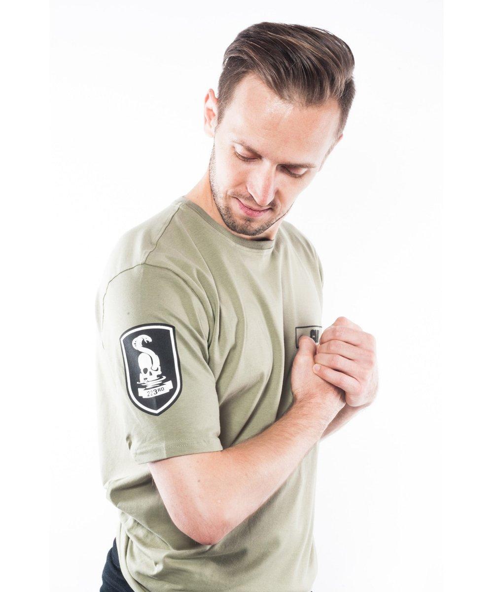 Mafia III Lincoln Military T-shirt M