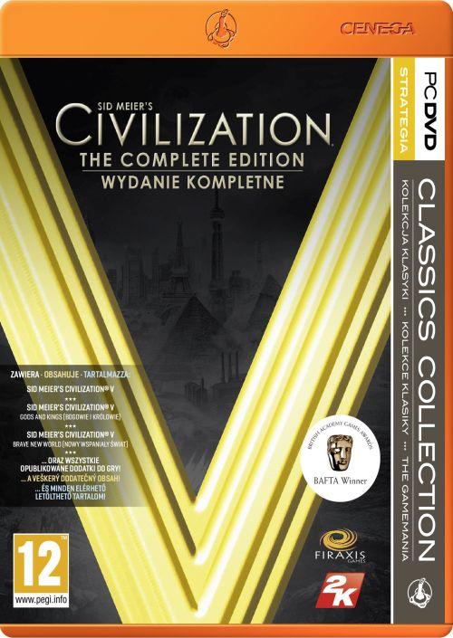 [PKK] Sid Meier's Civilization V Wydanie Kompletne (PC)