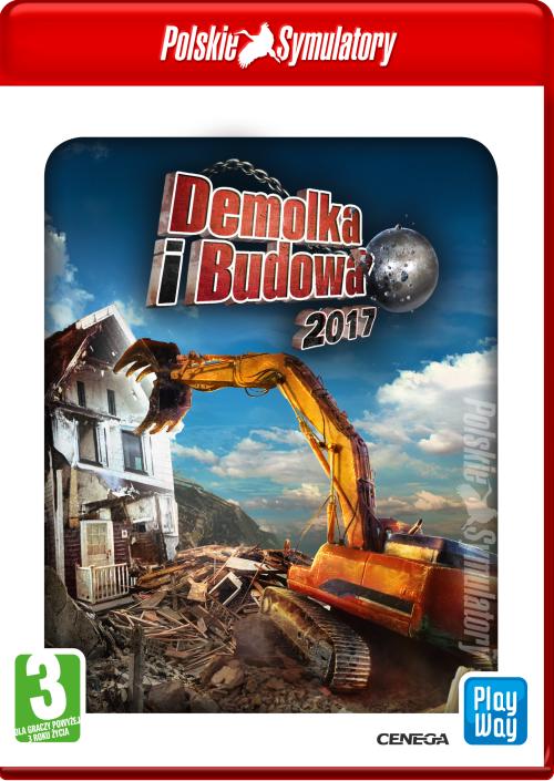 Polskie Symulatory: Demolka i budowa 2017