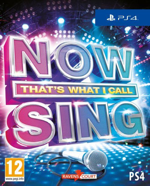 Now Sing 2017 + 1 mikrofon (PS4)