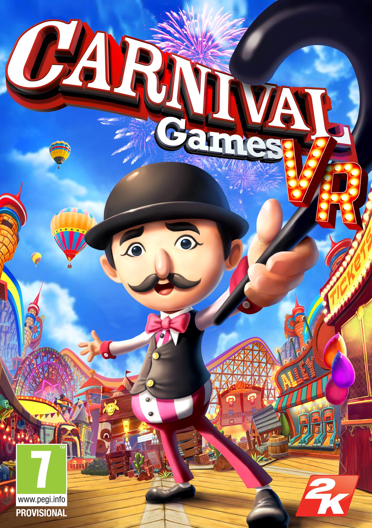 Carnival Games VR (PC) DIGITAL