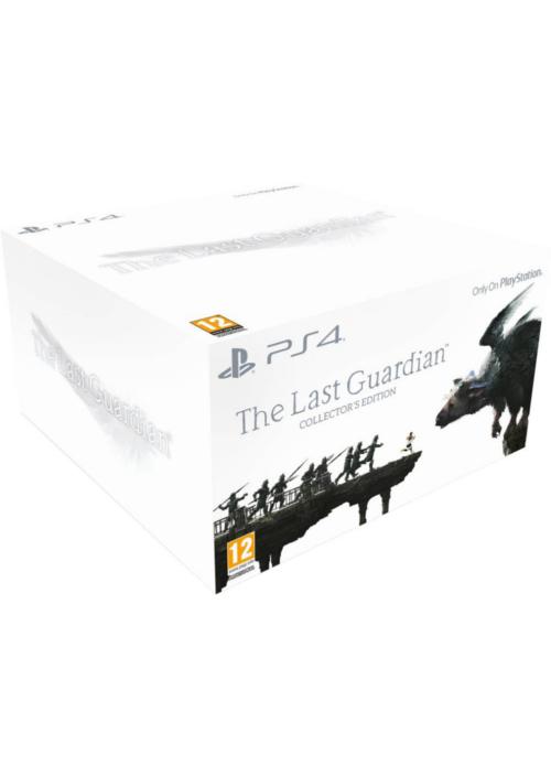 The Last Guardian Edycja Kolekcjonerska (PS4) PL