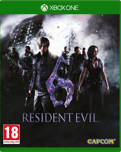 Resident Evil 6 (XOne)