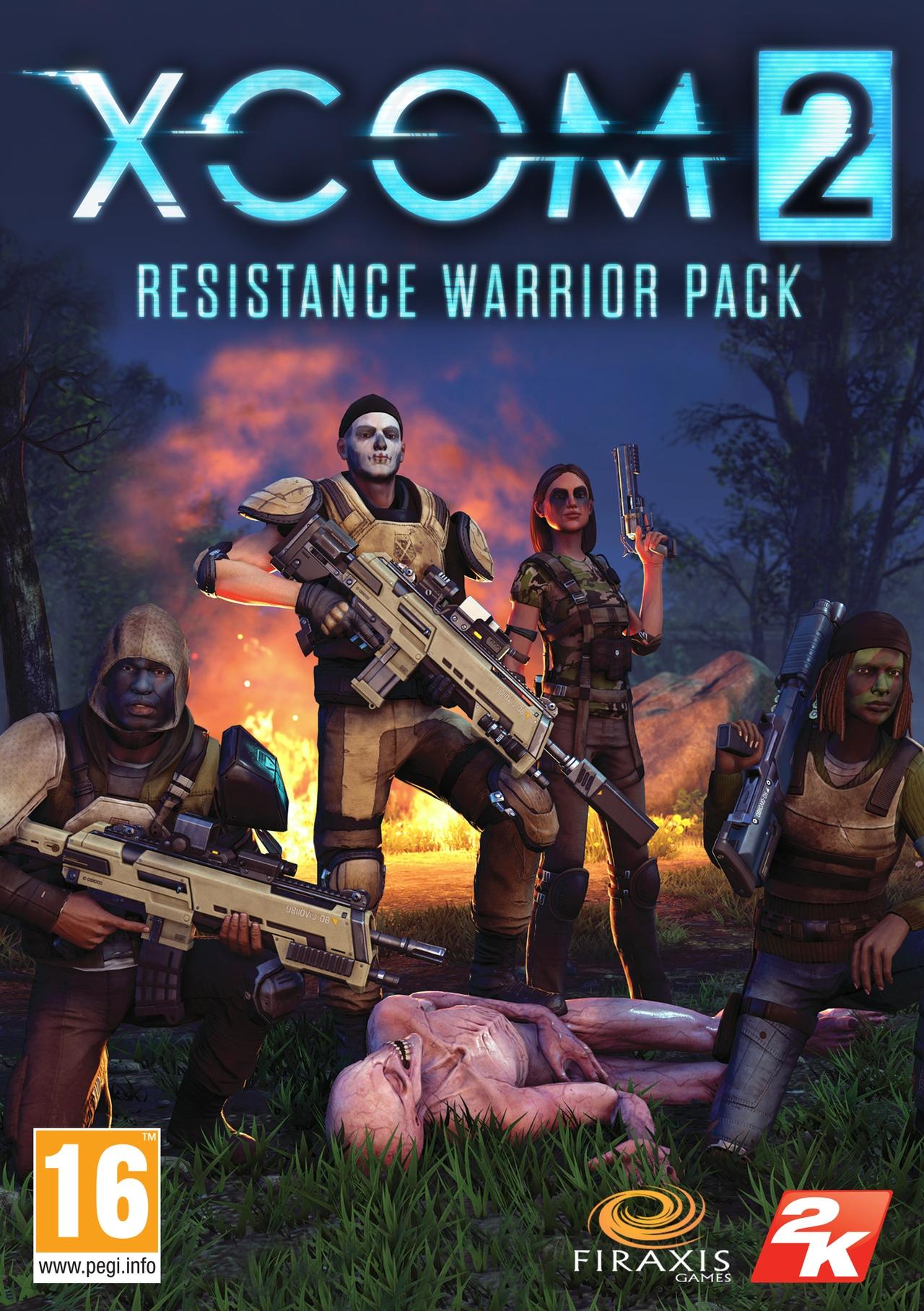 XCOM 2: Resistance Warrior Pack DLC (PC/MAC/LX) PL DIGITAL