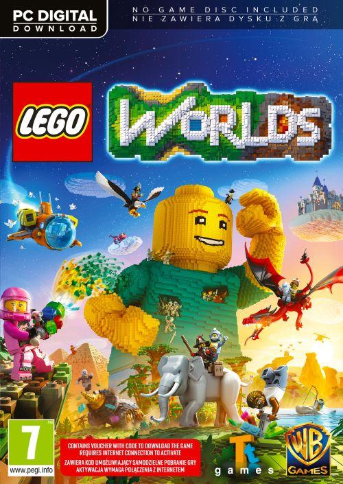 LEGO Worlds (PC) PL