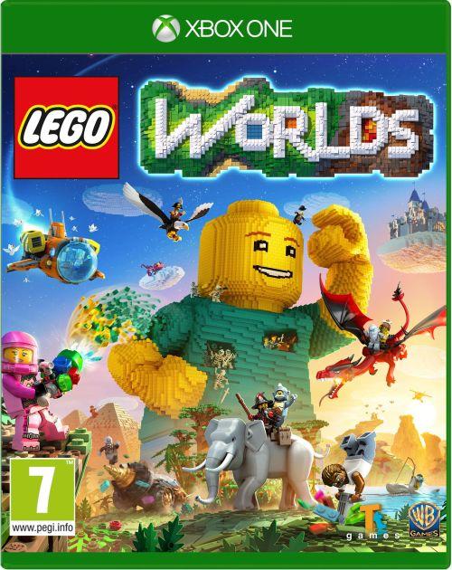 LEGO Worlds (XOne) PL + Bonus