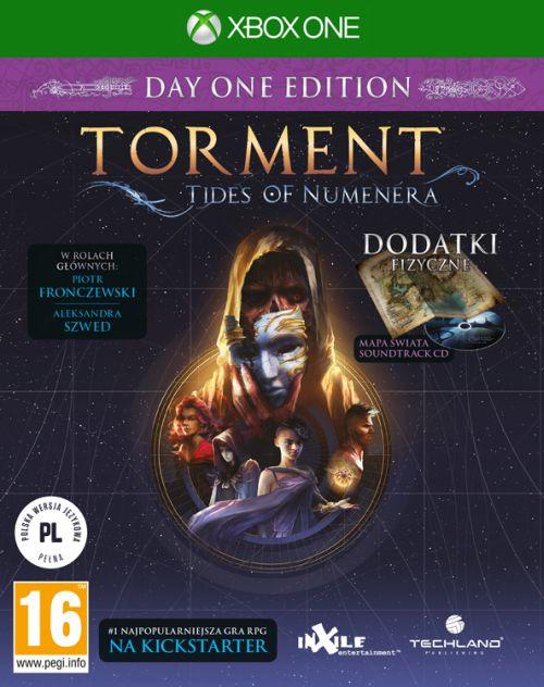 Torment: Tides of Numenera - Edycja Day One Edition (XOne) PL