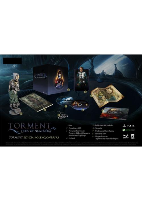 Torment: Tides of Numenera - Edycja Kolekcjonerska (XOne) PL + BONUS!