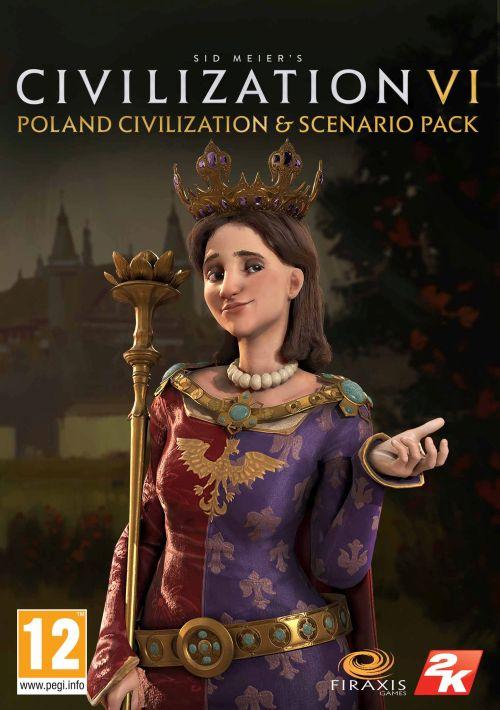 Sid Meier's Civilization VI - Poland Civilization & Scenario Pack (PC) DIGITÁLIS