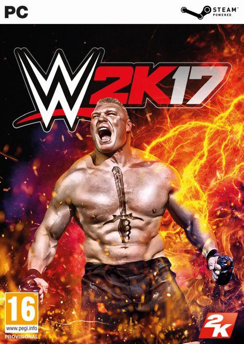 WWE 2K17 (PC)