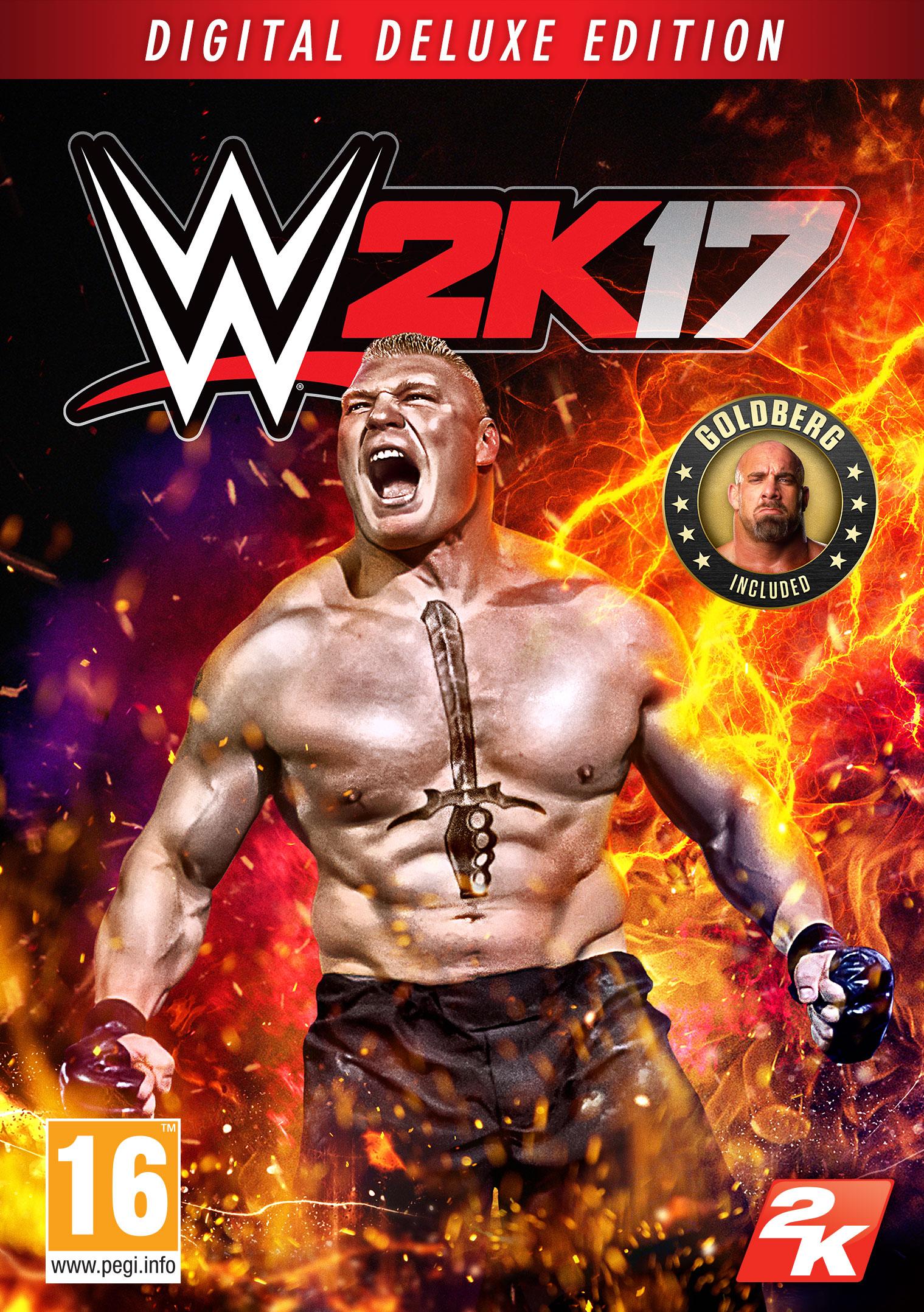 WWE 2K17 Digital Deluxe Edition (PC) DIGITAL